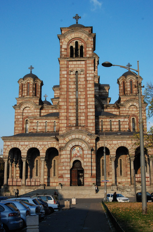 Reise nach Belgrad, Serbien, Städtetrip, Urlaub, Kirche des Heiligen Markus, church, Balkan, Südosteuropa, Reiseberichte, Blog, www.wo-der-pfeffer-waechst.de