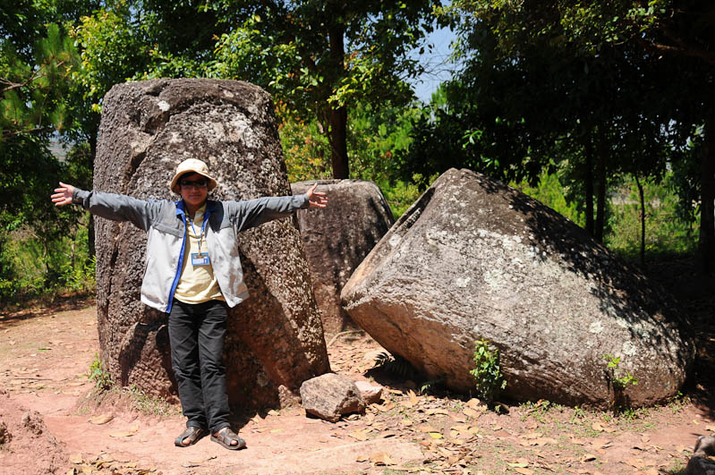 Ebene der Tonkrüge, Plain of Jars, Laos, Nordlaos, Phonsavan, Xieng Khouang, Tourguide, Reisetipps, Rundreisen, Asien, Reiseberichte, Reiseblogger, www.wo-der-pfeffer-waechst.de