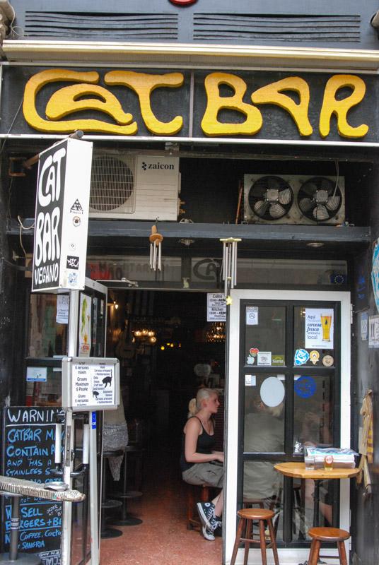 Barcelona, Restauranttipps, Cat Bar, Vegetarisches Restaurant, veganes Restaurant, Reise nach Barcelona, Städtetrip, Städtereise, Wochenende, Reisetipps, Urlaub, Spanien, Katalonien, Hauptstadt, Sehenswürdigkeiten, Reiseberichte, Blog, www.wo-der-pfeffer-waechst.de