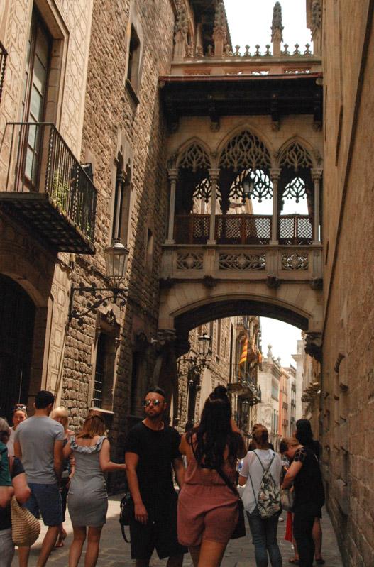 Barcelona, Stadtteil, El Gòtic, Altstadt, Rundgang, Reise nach Barcelona, Städtetrip, Städtereise, Wochenende, Reisetipps, Urlaub, Spanien, Katalonien, Hauptstadt, Sehenswürdigkeiten, Sightseeing, Reiseberichte, Blog, www.wo-der-pfeffer-waechst.de
