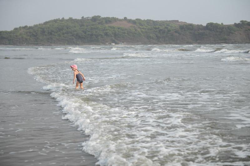 Morjim Beach, Goa mit Kindern, Goa Beach Guide, die schönsten Strände von Norden nach Süden, Strand, best beaches, Nordgoa, Südgoa, Indien, India, Beach-Hopping, Reisen mit Kindern, Indien mit Kindern, Südasien, Bilder, Fotos, Reiseberichte, www.wo-der-pfeffer-waechst.de