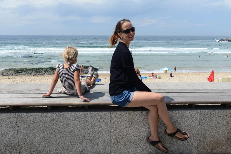 Espinho, Beach, Strand, Porto, Portugal, Städtetrip, Reisen mit Kindern, Sehenswürdigkeiten, Südeuropa, Bilder, Fotos, Reiseberichte, Sommerurlaub, www.wo-der-pfeffer-waechst.de