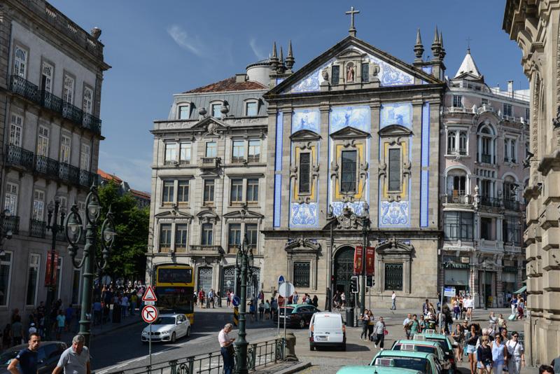 Porto, Portugal, Städtetrip, Kirche, Igreja dos Congregados, Reisen mit Kindern, Sehenswürdigkeiten, Südeuropa, Bilder, Fotos, Reiseberichte, Sommerurlaub, www.wo-der-pfeffer-waechst.de