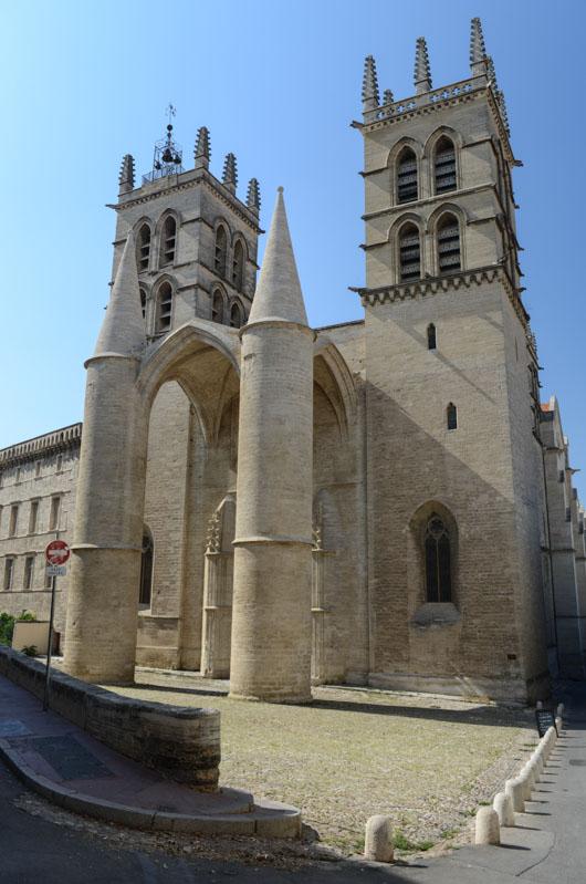 Kathedrale Saint-Pierre, Montpellier, Südfrankreich, France, Reisebericht, Städtetrip, Städtereise, Urlaub, Reisetipps, Reiseblogger, www.wo-der-pfeffer-waechst.de
