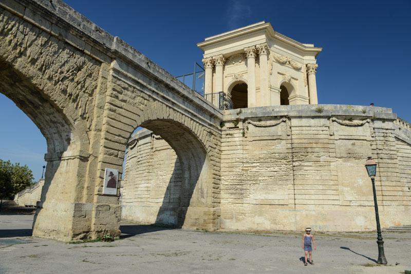 Aquädukt Saint-Clément, Peyrou-Tor, Montpellier, Südfrankreich, France, Reisebericht, Städtetrip, Städtereise, Urlaub, Reisetipps, Reiseblogger, www.wo-der-pfeffer-waechst.de