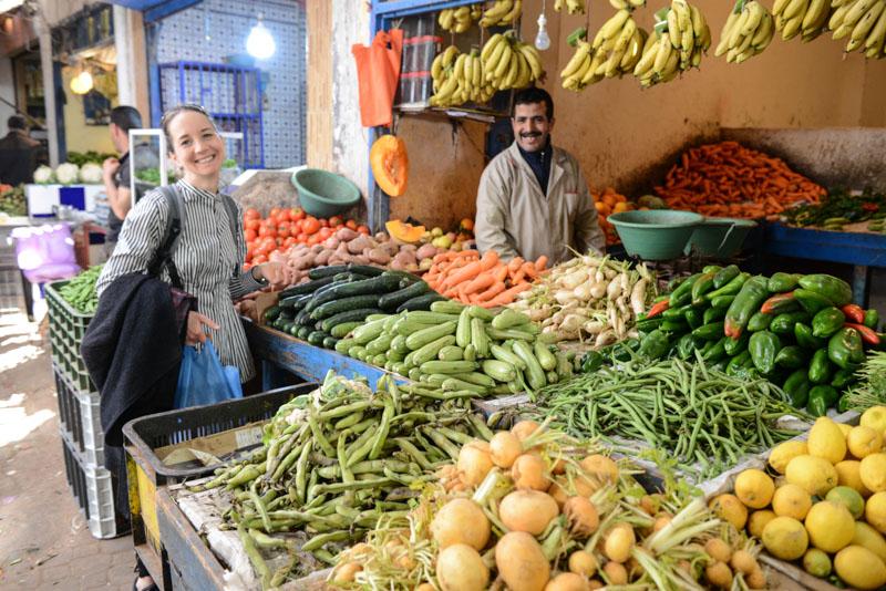 Essaouira, Medina, Altstadt, Markt, Souk, Gemüse, Marokko, Bilder, Infos, Reisebericht, Reisetipps, Afrika, Reiseblogger, www.wo-der-pfeffer-waechst.de