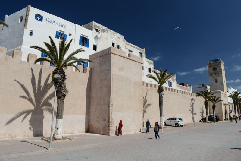 Essaouira, Medina, Altstadt, Häuser, Marokko, Bilder, Infos, Reisebericht, mit Kind, Kinder, Urlaub, Hotel, Reisetipps, Afrika, Reiseblogger, www.wo-der-pfeffer-waechst.de