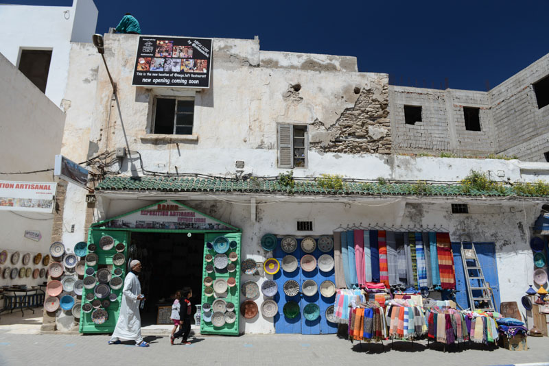 Essaouira, Medina, Altstadt, Markt, Souks, Shops, Marokko, Bilder, Infos, Reisebericht, Reisetipps, Afrika, Reiseblogger, www.wo-der-pfeffer-waechst.de