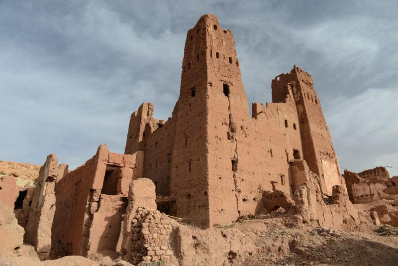 Kasbah, Lehmburg, Lehmfestung, Marokko, Reisebericht, Reisetipps, Afrika, Reiseblogger, www.wo-der-pfeffer-waechst.de