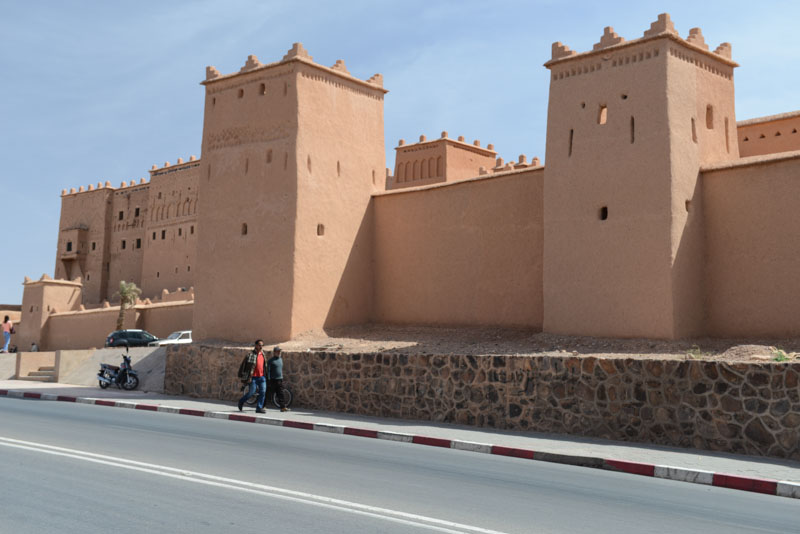 Kasbah Taourirt, Ouarzazate, Marokko, Reisebericht, Reisetipps, Afrika, Reiseblogger, www.wo-der-pfeffer-waechst.de