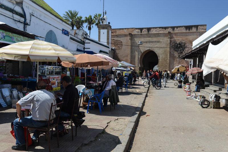 Rabat, Medina, Marché Central, Marokko, Hauptstadt, Bilder, Infos, Reisebericht, Urlaub, Hotel, Reisetipps, Afrika, Reiseblogger, www.wo-der-pfeffer-waechst.de