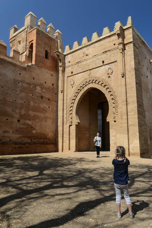 Rabat, Chellah, Nekropole, Sehenswürdigkeiten, Marokko, Hauptstadt, Bilder, Infos, Reisebericht, mit Kindern, Urlaub, Hotel, Reisetipps, Afrika, Reiseblogger, www.wo-der-pfeffer-waechst.de