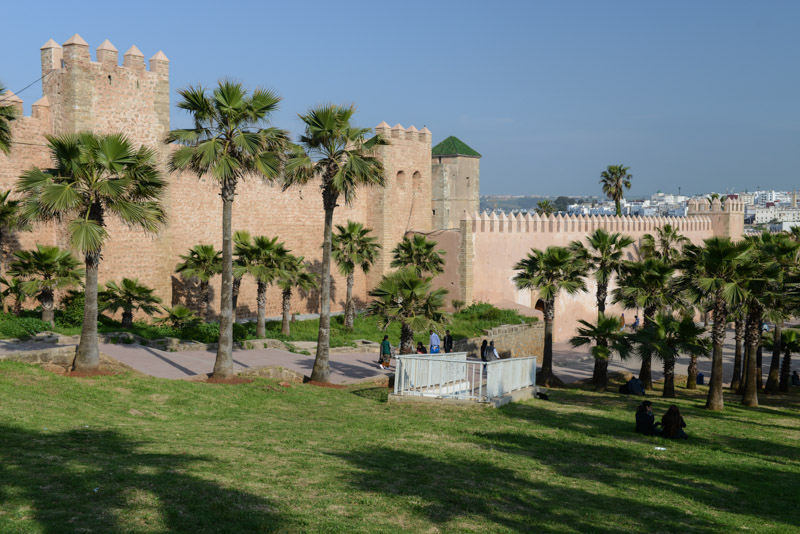 Rabat, Kasbah der Oudayas, Kasbah des Oudayas, Oudaias, Medina, Marokko, Hauptstadt, Bilder, Infos, Reisebericht, Urlaub, Hotel, Reisetipps, Afrika, Reiseblogger, www.wo-der-pfeffer-waechst.de