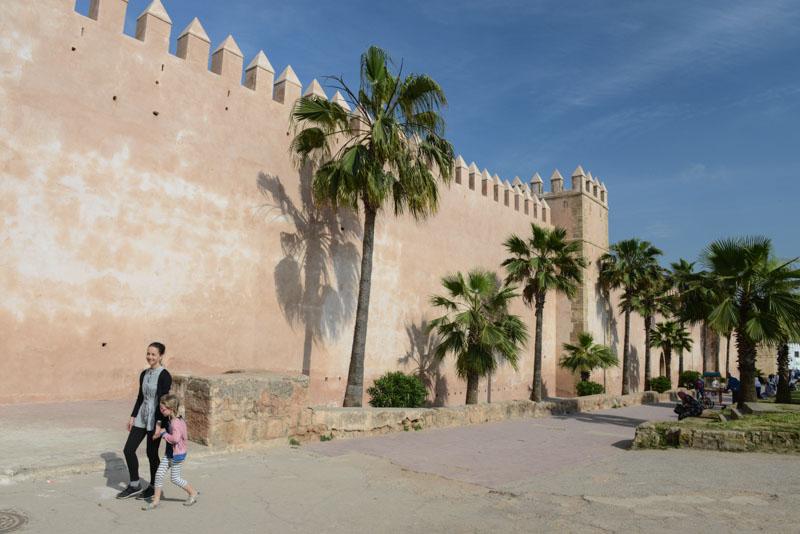 Rabat, Kasbah der Oudayas, Kasbah des Oudayas, Oudaias, Medina, Marokko, Hauptstadt, Bilder, Infos, Reisebericht, mit Kindern, Urlaub, Hotel, Reisetipps, Afrika, Reiseblogger, www.wo-der-pfeffer-waechst.de