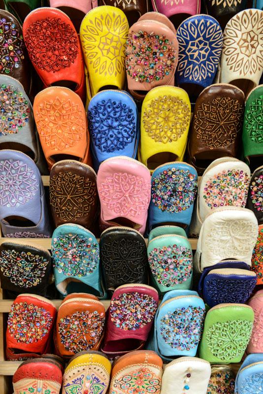 Fes, Fès, Fez, Marokko, Lederschuhe, Kinderschuhe, Souks, Medina, Altstadt, Reisebericht, www.wo-der-pfeffer-waechst.de