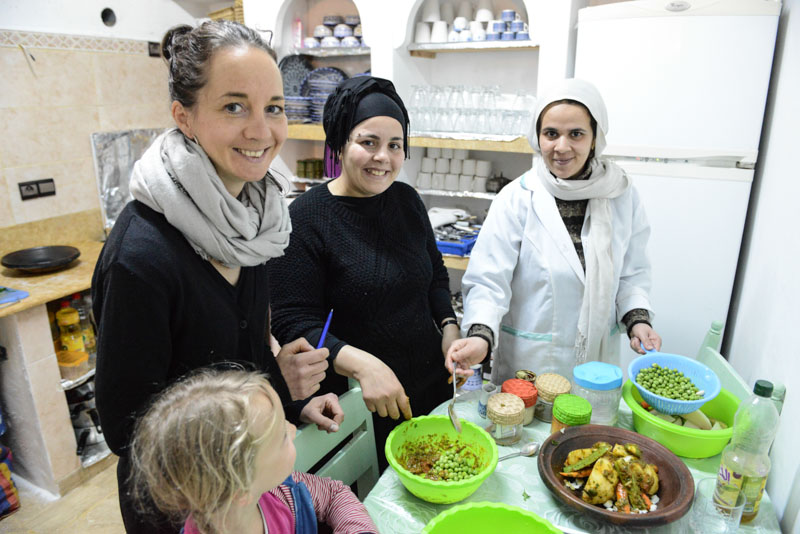 Kochkurs, Fes, Fès, Fez, Marokko, vegetarisches Tajine, Reisen mit Kindern, Reisebericht, www.wo-der-pfeffer-waechst.de