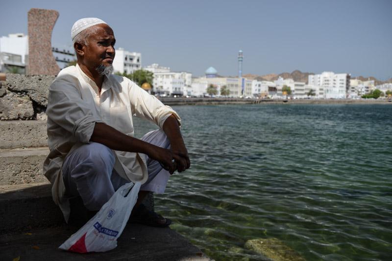 Maskat, Stopover, Muscat, Altstadt, Oman, Marina, Hafen, Reisebericht, www.wo-der-pfeffer-waechst.de