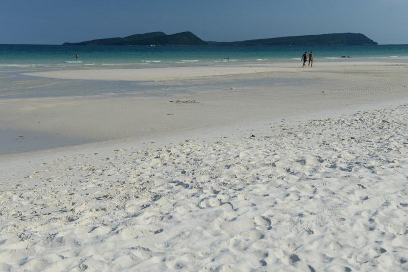 Long Set Beach, 4K Beach, Koh Rong Beach Guide, Kambodscha, Insel, Strand, die schönsten Strände, Ebbe, Cambodia, Südostasien, Bilder, Fotos, Reiseberichte, www.wo-der-pfeffer-waechst.de