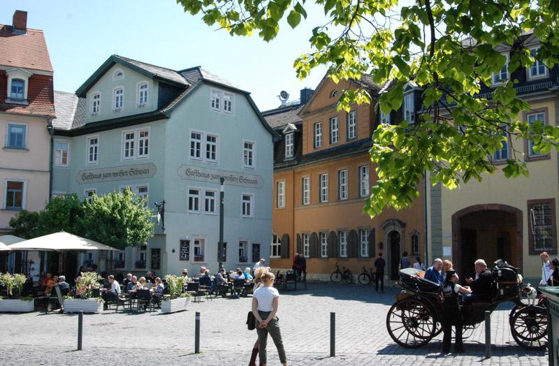 Goethes Wohnhaus, Weimar, Sehenswürdigkeiten, Städtetrip, Reisebericht, Deutschland, Thüringen, www.wo-der-pfeffer-waechst.de