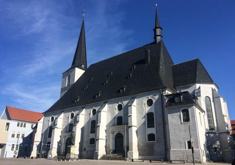 Weimar, Stadtkirche St. Peter und Paul, Herderkirche, Sehenswürdigkeiten, Städtetrip, Reisebericht, www.wo-der-pfeffer-waechst.de
