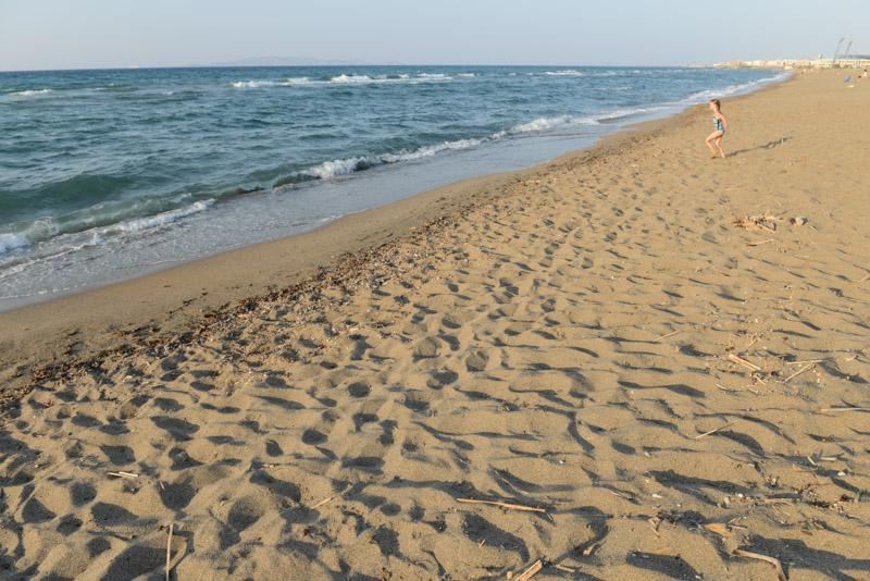 Ammoudara Beach, Amoudara Beach, Heraklion, schönste Strände Kretas, Reisebericht, Griechenland, Urlaub, Reisen mit Kindern, Bilder, Fotos, Südeuropa, www.wo-der-pfeffer-waechst.de