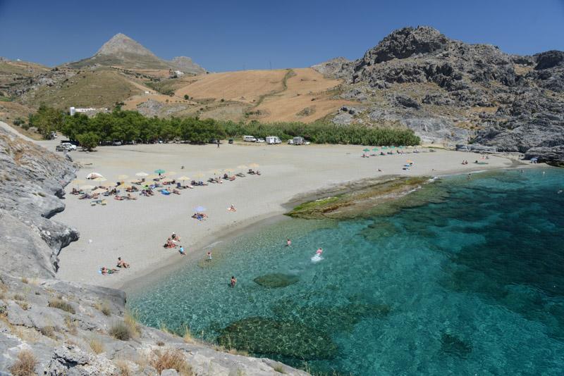 Ammoudi Beach, Plakias, schönste Strände Kretas, Reisebericht, Griechenland, Urlaub, Bilder, Fotos, Südeuropa, www.wo-der-pfeffer-waechst.de