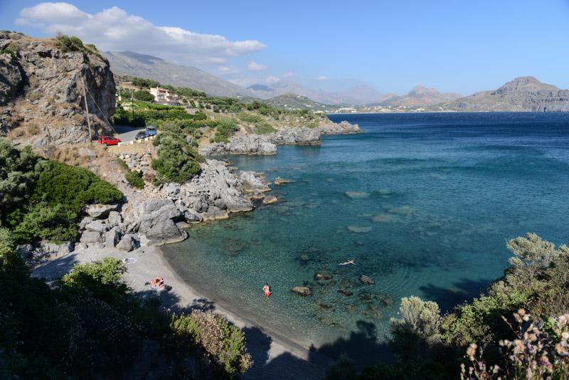 Badebuchten, Plakias, schönste Strände Kretas, Reisebericht, Griechenland, Urlaub, Bilder, Fotos, Südeuropa, www.wo-der-pfeffer-waechst.de