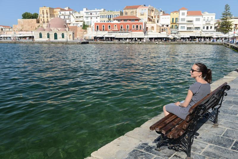 Chania, Altstadt, venezianischer Hafen, Reisebericht, Kreta, Griechenland, Urlaub, Bilder, Fotos, Südeuropa, www.wo-der-pfeffer-waechst.de