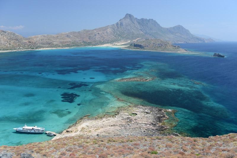 Insel Imeri Gramvousa, Festung, Balos Beach, Bootstour, Kreta, Ausflug, Kissamos, Griechenland, Reisebericht, Urlaub, Fotos, Bilder, www.wo-der-pfeffer-waechst.de