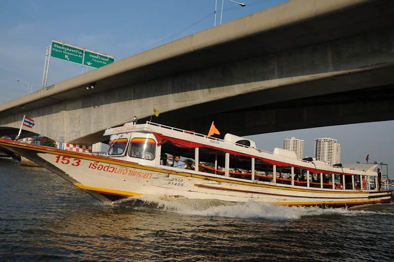 Bangkok, Thailand, Fluss, Chao Phaya, Wassertaxi, Fähre, www.wo-der-pfeffer-waechst.de