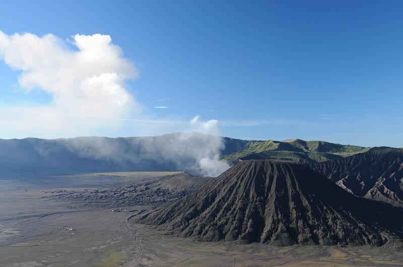 Indonesien, Java, Mount Bromo, Vulkan, www.wo-der-pfeffer-waechst.de