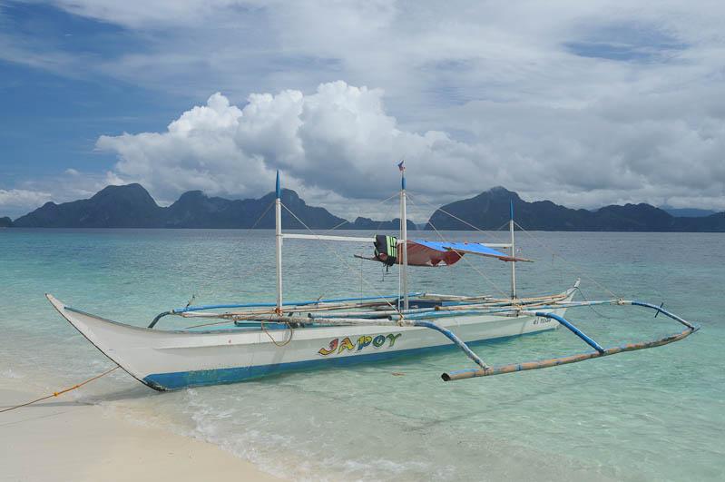 Philippinen, Palawan, El Nido, Bacuit-Archipel, Boot, Reiseberichte