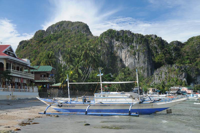 Philippinen, Palawan, El Nido, Reiseberichte