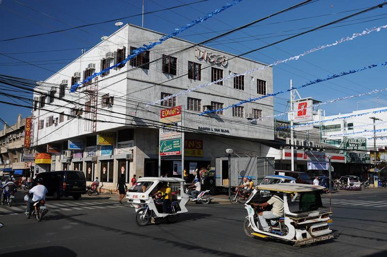 Philippinen, Palawan, Puerto Princesa, Reiseberichte, Die Welt ist ein Dorf!