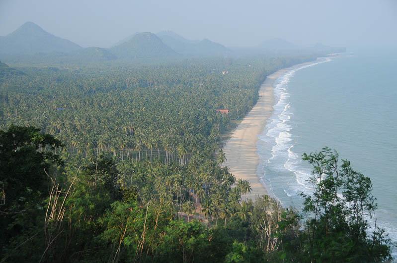 Thailand, Ban Krut, Strände, beach, Reiseberichte, www.wo-der-pfeffer-waechst.de