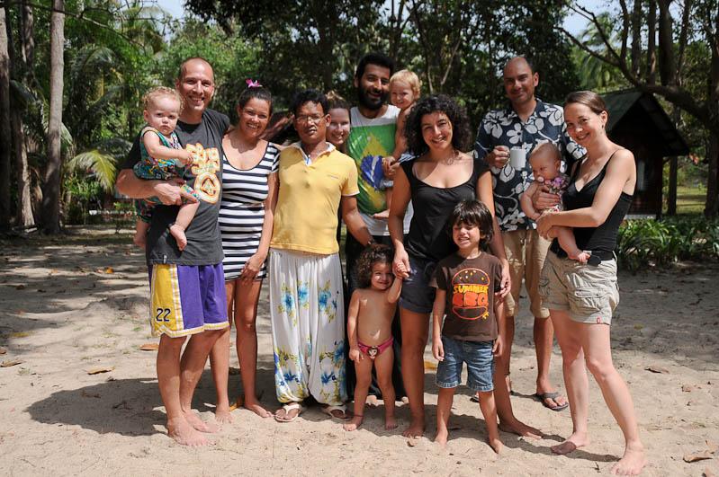 Elternzeit, Reisen mit Babys und Kleinkindern, Thailand, Südostasien, Koh Jum, www.wo-der-pfeffer-waechst.de