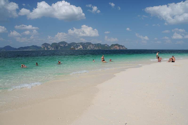 Thailand, Krabi, Koh Poda, www.wo-der-pfeffer-waechst.de