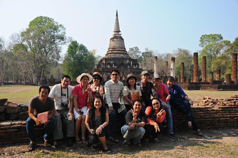 Elternzeit, Reisen mit Babys und Kleinkindern, Thailand, Südostasien, Si Satchanalai, www.wo-der-pfeffer-waechst.de