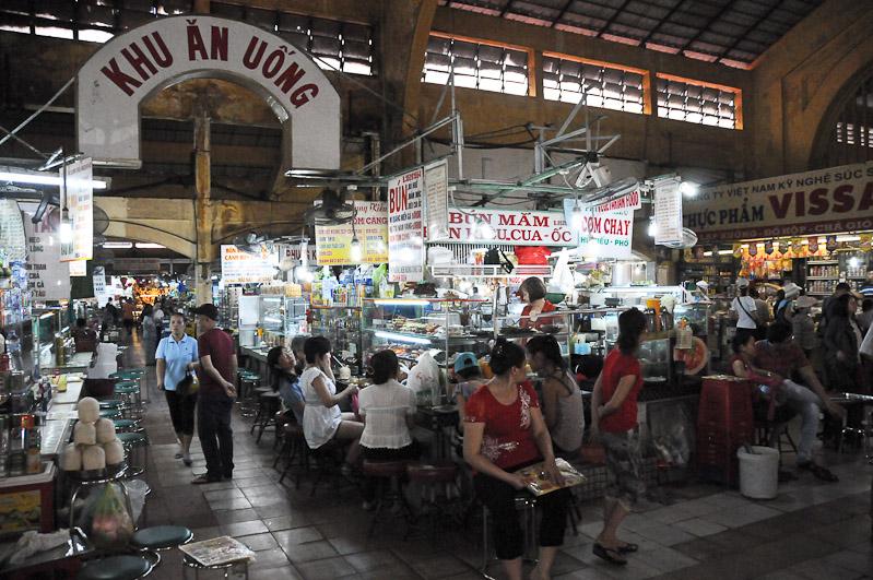 Vietnam, Ho-Chi-Minh-Stadt, City, Saigon, Ben Than Markt, Market, www.wo-der-pfeffer-waechst.de