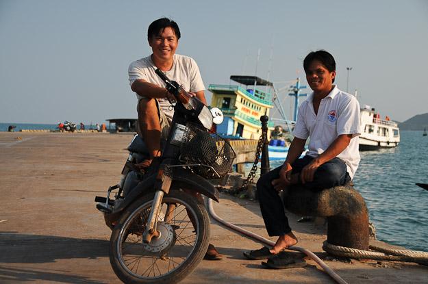 Vietnam, Phu Quoc, Insel, An Thoi, Hafen, www.wo-der-pfeffer-waechst.de