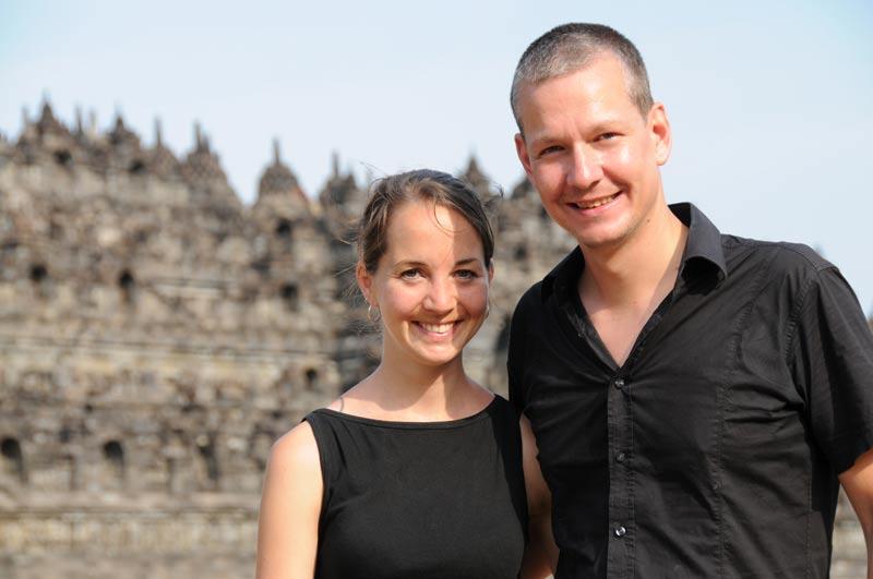 Borobodur, Tempel, temple, Yogyakarta, Java, Indonesien, Touristen, Reiseberichte, Foto: Heiko Meyer, www.wo-der-pfeffer-waechst.de