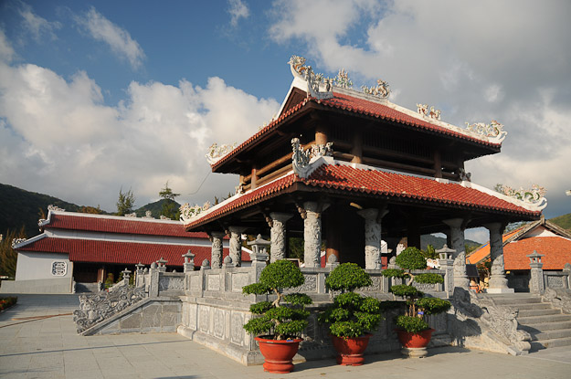 Vietnam, Con Dao, Con Son, Tempel, www.wo-der-pfeffer-waechst.de