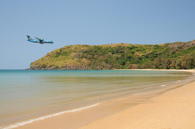 Vietnam, Con Dao, Dam Trau, Beach, Strand, Airport, Flughafen, www.wo-der-pfeffer-waechst.de