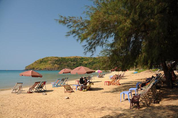 Süd-, Vietnam, Con Dao, Inseln, Archipel, Dam Trau Beach, Strände, Reiseberichte, www.wo-der-pfeffer-waechst.de
