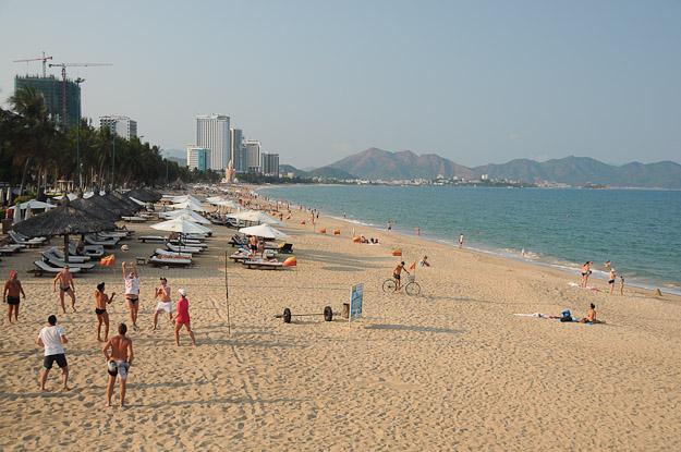 Vietnam, Nha Trang, Beach, Strand, www.wo-der-pfeffer-waechst.de