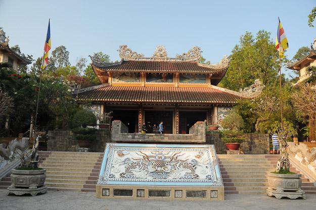 Vietnam, Nha Trang, Long Son-Pagode, Pagoda, www.wo-der-pfeffer-waechst.de