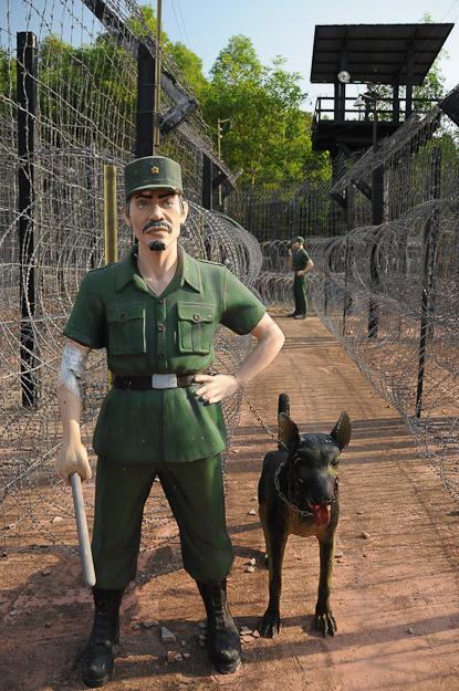 Vietnam, Phu Quoc, Coconut Tree Prison, Gefängnis, www.wo-der-pfeffer-waechst.de
