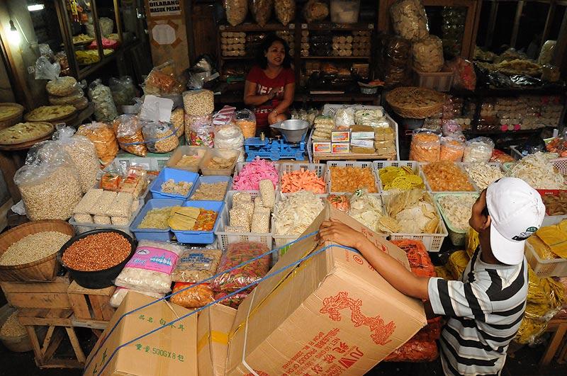 Yogyakarta, Java, Pasar Beringharjo, Markt, market, Nachschub, Indonesien, Reiseberichte, Foto: Heiko Meyer, www.wo-der-pfeffer-waechst.de