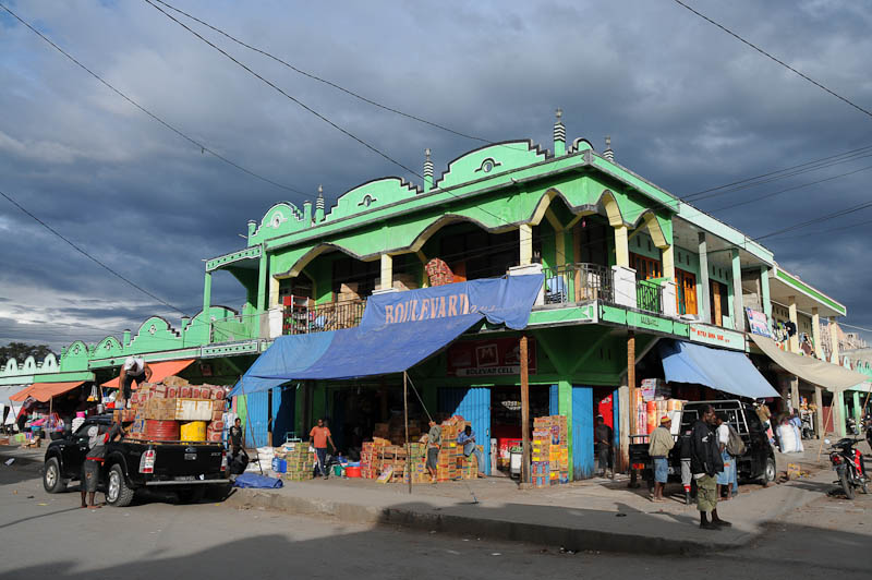 Indonesien, West-Papua, Baliem-Tal, valley, Wamena, Stadtzentrum, Reisebericht, www.wo-der-pfeffer-waechst.de