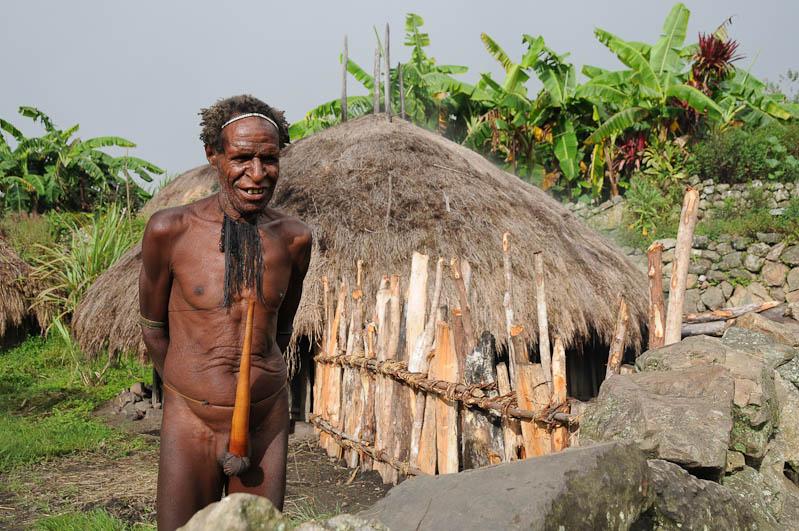 Indonesien, West-Papua, Wamena, Baliem-Tal, valley, Trekking, Koteka, penisfutteral, Reiseberichte, www.wo-der-pfeffer-waechst.de